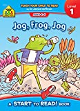 Gregorich, Barbara: Jog, Frog, Jog Start to Read! Level 1