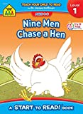 Barbara Gregorich: Nine Men Chase a Hen, Level 1