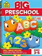 Big Preschool Workbook by School Zone Staff