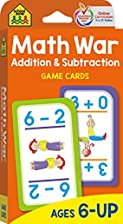 Math War: Addition and Subtraction by School…