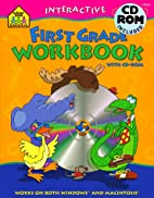 Interactive First Grade Workbook with CD-ROM…