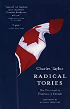 Radical Tories: The Conservative Tradition…
