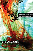 What the Bear Said: Skald tales from New…