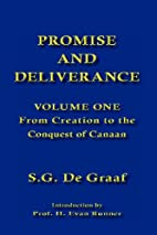 PROMISE AND DELIVERY by S G DeGraaf