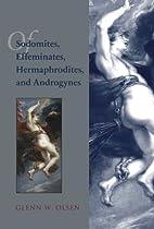 Of Sodomites, Effeminates, Hermaphrodites,…