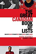 The Great Canadian Book of Lists by Randy…