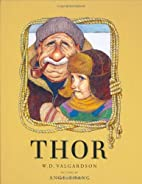 Thor by W. D. Valgardson
