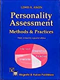 Aiken, Lewis R.: Personality Assessment Methods and Practices: Methods and Practices