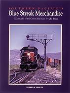 Southern Pacific's Blue Streak Merchandise:…