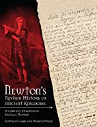 Newton's Revised History of Ancient Kingdoms…