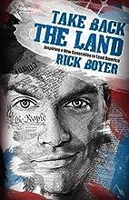 Take Back the Land: Inspiring a New…