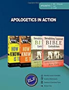 Apologetics in Action Parent Lesson Planner…