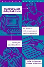 Curriculum Adaptations for Students With…