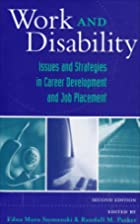 Work and Disability: Issues and Strategies…
