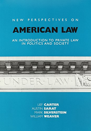new-perspectives-on-american-law-an-introduction-to-private-law-in-politics-and-society