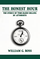 The Honest Hour : the ethics of time-based…