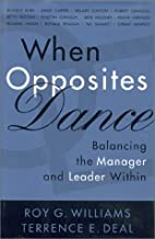 When Opposites Dance: Balancing the Manager…