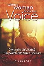 When a Woman Finds Her Voice: Overcoming…
