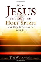 What Jesus Said about the Holy Spirit: And…