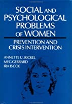 Social and Psychological Problems of Women:…