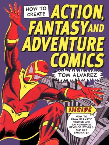 how-to-create-action-fantasy-and-adventure-comics