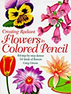 Creating Radiant Flowers in Colored Pencil…