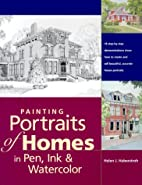 Painting Portraits of Homes in Pen, Ink &…