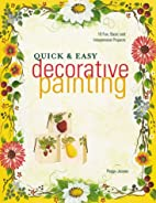 Quick & Easy Decorative Painting by Peggy…