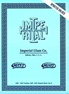 Imperial Glass Co. - 1904-1938 Catalogs:…