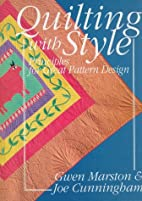 Quilting With Style: Principles for Great…