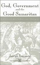 God, Government, and the Good Samaritan: The…