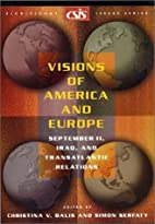Visions of America and Europe : September…