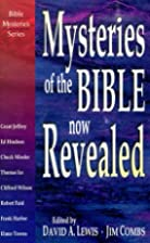 Mysteries of the Bible Now Revealed (Bible…