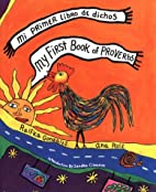 My First Book of Proverbs / Mi primer libro…