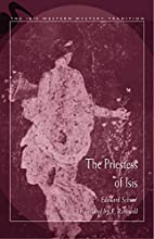 Priestess of Isis by Edouard Schure