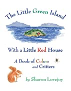 The Little Green Island with a Little Red…