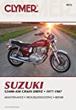 David Sales: Suzuki GS400-450 Twins Chain Drive, 1977-1987: Service, Repair, Performance