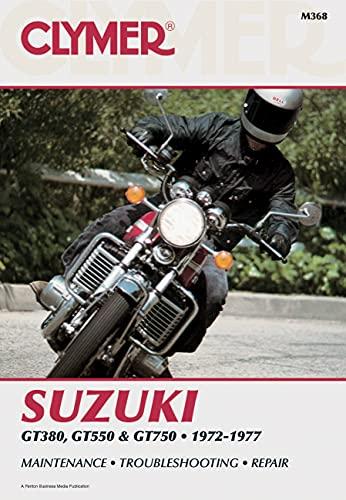 clymer-suzuki-gt380-gt550-gt750cc-triples-1972-1977-maintenance-troubleshooting-repair-clymer-motorcycle
