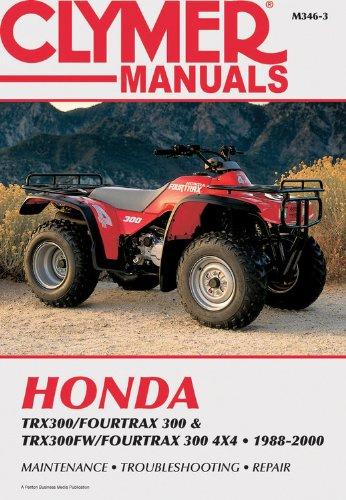 honda-trx300-88-00-clymer-all-terrain-vehicles