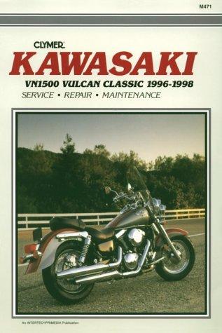 kawasaki-vn1500-vulcan-classic-1996-1998-service-repair-maintenance-clymer-motorcycle-repair