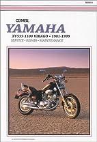 Clymer Yamaha Xv535-1100 Virago 1981-1999 by…
