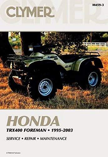 honda-trx400-foreman-1995-2003-clymer-motorcycle-repair