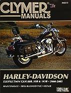 Clymer Harley Davidson Fls/Fxs twin cam 88B,…
