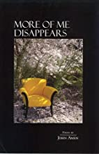 More of Me Disappears by John Amen