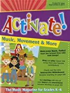 Activate!: Music, Movement & More: The Music…