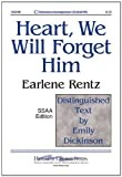 Dickinson, Emily: Heart, We Will Forget Him