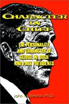 Character in Chief by John M. Berecz