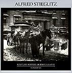 Alfred Stieglitz by Alfred Stieglitz