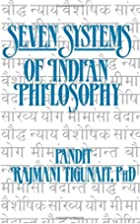 Seven Systems of Indian Philosophy by Pandit…