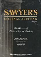 Sawyer's Internal Auditing: The Practice of…